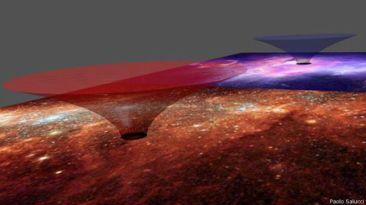Cientista diz que, em teoria, túnel galático seria 'navegável'
