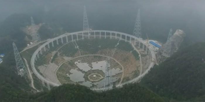 Telescópio Chinês