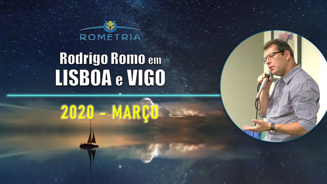 AGENDA EM LISBOA E VIGO – MARÇO 2020